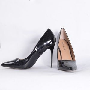 Madden Girl Patent Leather Stiletto Pumps Size 9